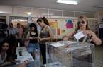 """Hy Lạp bắt đầu cuộc bầu cử """"sống còn"""""""