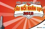 """Cơ hội """"vàng"""" cho sinh viên Hà Nội tìm việc làm"""