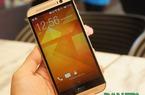 HTC One M8 Gold đầu tiên tại VN có giá cao ngất ngưởng