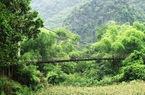 Thái Nguyên: 14 cầu treo trong  tình trạng nguy hiểm