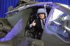 Toàn cảnh sát thủ diệt tăng Apache của Đài Loan lao vào nóc nhà