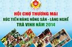 Trà Vinh: Hội chợ thương mại - xúc tiến hàng nông sản