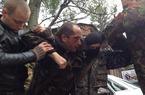 Hình ảnh, video máy bay Ukraine bị tự vệ Slavyansk bắn hạ