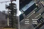 Mỹ: Triều Tiên lắp đặt hệ thống mới để phóng tên lửa đạn đạo