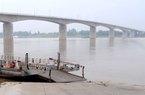 Chùm ảnh cầu vượt sông dài nhất Việt Nam