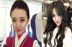Vẻ đẹp ngọt ngào của mỹ nhân hàng không