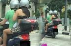 Cô gái Singapore gây sốc vì mặc hở hang dạo phố
