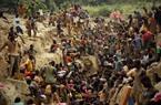 Nghìn người tranh nhau đào vàng ở Bờ Biển Ngà
