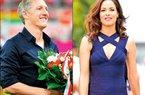 Bằng chứng cho thấy Schweinsteiger đã đính hôn với mỹ nữ quần vợt