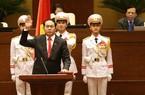 Lời tuyên thệ của Chủ tịch nước Trần Đại Quang