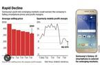 Samsung muốn giành lại khách hàng tại các thị trường mới nổi