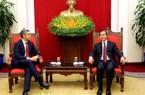 Goldman Sachs muốn đầu tư vào lĩnh vực năng lượng, viễn thông Việt Nam