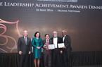 CEO MB nhận giải thưởng của Asian Banker