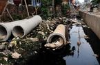 HN: 8 năm không xong 1km mương, dân sống chung với muỗi