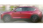 Hình ảnh đầu tiên về ngoại thất Mazda CX-8