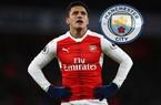 """ĐIỂM TIN SÁNG (11.6): Man City chi lương """"khủng"""", Arsenal mất Sanchez"""