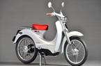 Xe tay ga chạy điện thiết kế đẹp của Honda sắp ra mắt