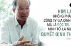 """Ông Minh Him Lam: """" Dùng chính sách NN phục vụ mình mới khôn ngoan"""""""