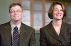 """Cuộc hôn nhân """"màu hồng"""" đáng ngưỡng mộ của tỷ phú Bill Gates"""