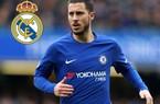 "Hazard dọa ""đào tẩu"" khỏi Chelsea, gia nhập Real"