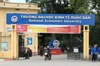 2 sinh viên Hòa Bình bị thôi học tại ĐH Kinh tế quốc dân vì sửa điểm