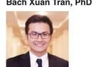 PGS điển trai người Việt được bổ nhiệm làm GS của ĐH nổi tiếng Mỹ