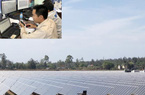 Quảng Ngãi: Đưa nhà máy điện mặt trời hiện đại nhất Việt Nam vào hoạt động