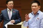 Vì sao Tổng KTNN Hồ Đức Phớc tranh luận với Bộ trưởng Đinh Tiến Dũng?