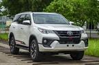 Trở lại lắp ráp, giá Toyota Fortuner tăng nhẹ