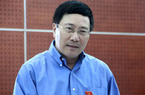 PTTg Phạm Bình Minh: GDP Việt Nam giảm 6.000 tỷ vì chiến tranh thương mại Mỹ-Trung