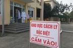 Nam Định: Khử trùng, cách ly gia đình người nghi nhiễm dịch Covid-19
