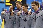 Mỹ thống trị Olympic 2012 với 45 HCV
