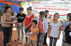 Tiếp sức cho học sinh nghèo