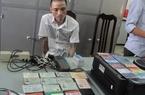 Phá đường dây sản xuất thẻ tín dụng giả cực lớn