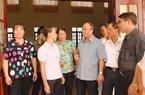 Chủ tịch T.Ư Hội NDVN Nguyễn Quốc Cường tiếp xúc cử tri tại Bắc Giang