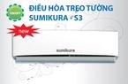 Thế hệ điều hòa thông minh Sumikura cho 4 mùa như ý