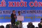 Bình Định: 3.500 tỷ xây Vinpearl Hải Giang