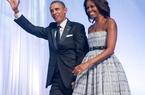 Tổng thống Obama bỏ thuốc lá vì… sợ vợ