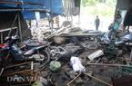 Quảng Ninh: Dòng bùn cao cả mét đổ ập... vào nhà dân