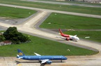 Máy bay của Vietnam Airlines và Jetstar Pacific suýt va nhau trên đường băng