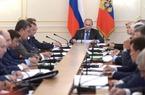 Nga trả đũa thương mại các biện pháp trừng phạt của Mỹ, EU