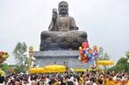 Hàng nghìn người dân chứng kiến khánh thành tượng Phật bằng đồng lớn nhất Đông Nam Á