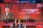 """Tổng GĐ Dai-ichi Life Việt Nam nhận """"Giải thưởng 100 Doanh nhân trẻ Việt Nam tiêu biểu 2014"""""""