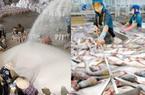 Xuất khẩu gạo, thủy sản cả nước tiếp tục giảm