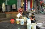 HN: Nhà hàng, quán ăn… lao đao do mất nước kéo dài