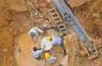 Lập đội phản ứng nhanh đối phó vỡ ống nước sông Đà