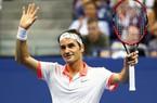 Hủy diệt mọi đối thủ, Federer lập kỳ tích ở Mỹ Mở rộng