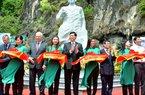 Khánh thành tượng đài anh hùng vũ trụ Gherman Titov trên vịnh Hạ Long