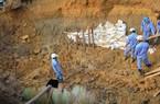 Đường ống nước từ sông Đà về Hà Nội liên tiếp bị vỡ