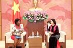 Bà Victoria Kwakwa: Buồn vì VN chưa có nhiều DN tư nhân lớn mạnh